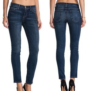 Current/Elliot The Rolled Skinny Mid Wash Size 26